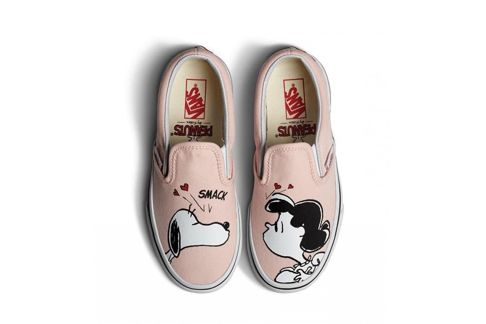 Peanuts Snoopy Vans Sk8 Hi Old Skool Authentic Slip On Charlie Brown Lucy