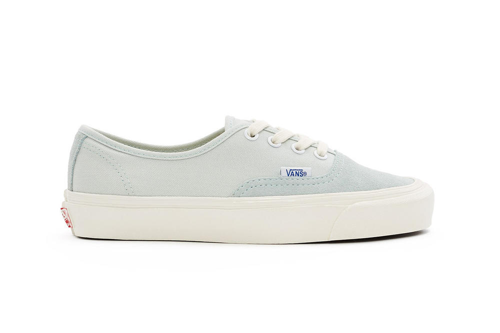 da8b15901a Vans Vault Hits the OG Authentic LX With a Soft Light