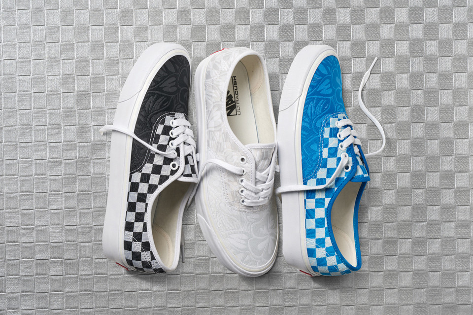 30e0a011f1 Jacquard x Vault by Vans Collection