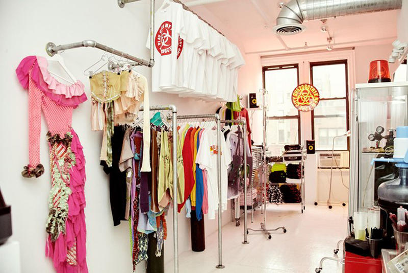 Planet X NYC Concept Store