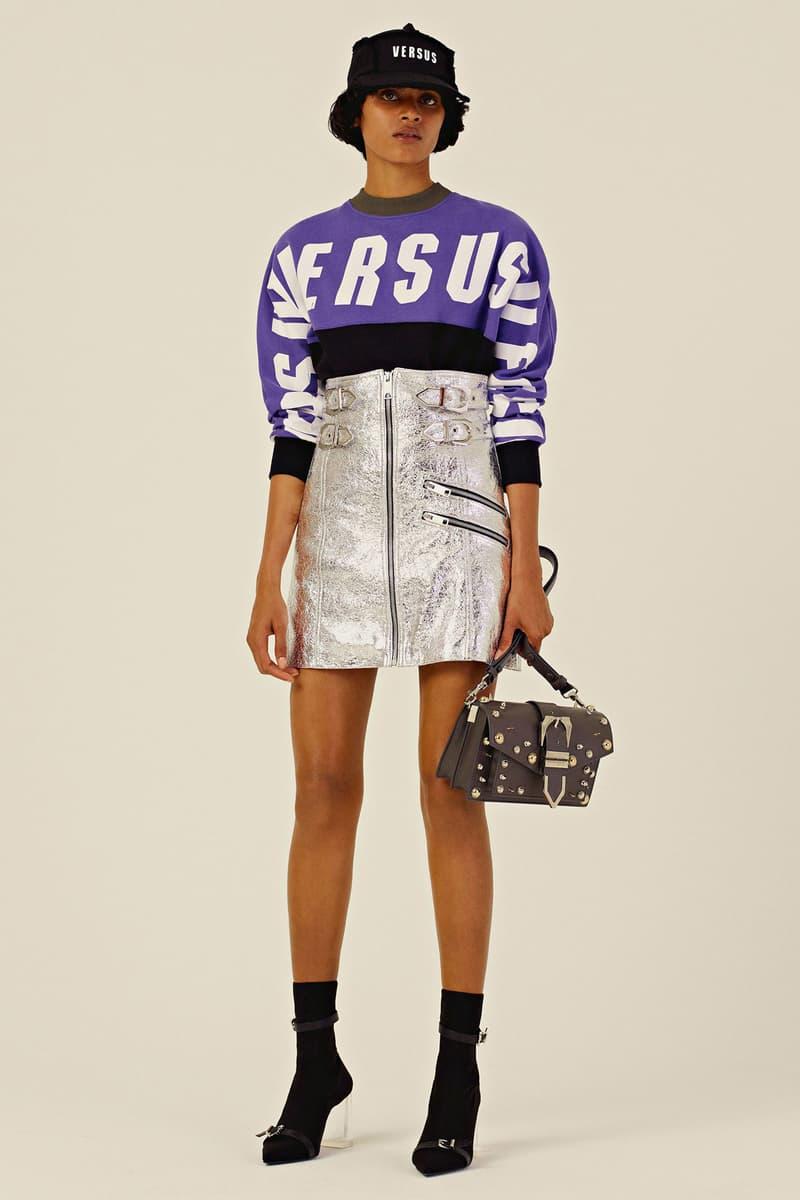 versus versace 2018 resort collection