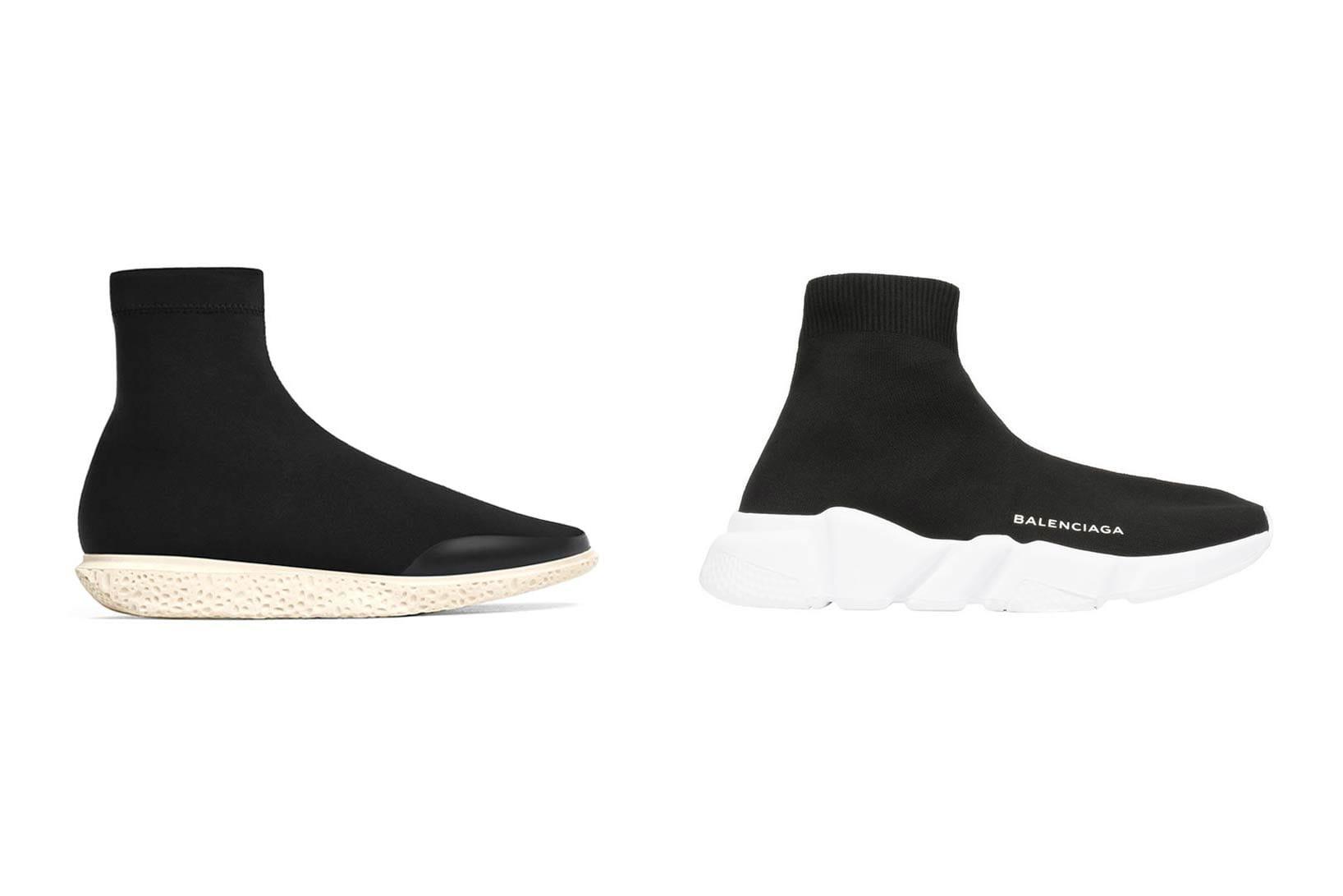 Did Zara Copy Balenciaga's Speed