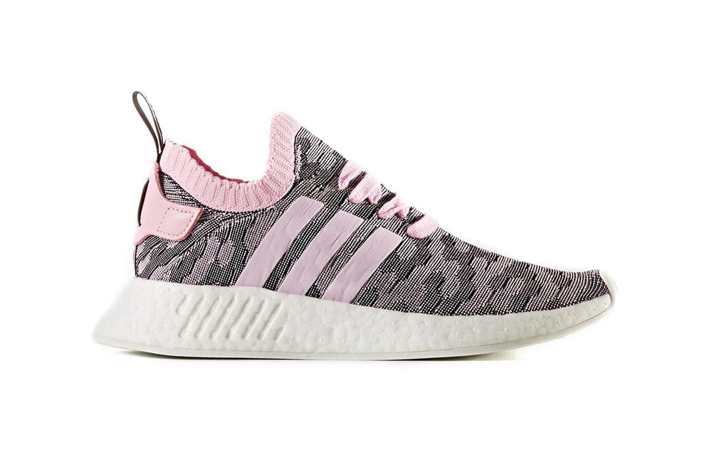 adidas Originals NMD R2 Pink Black