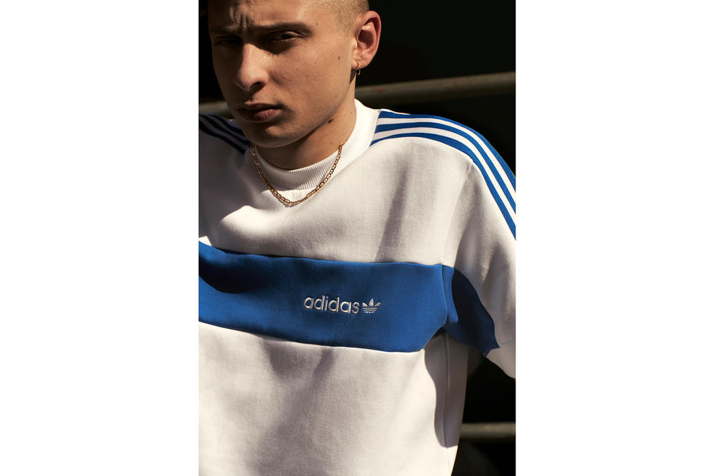 adidas originals 70s apparel collection 2017 fall winter blondey mccoy
