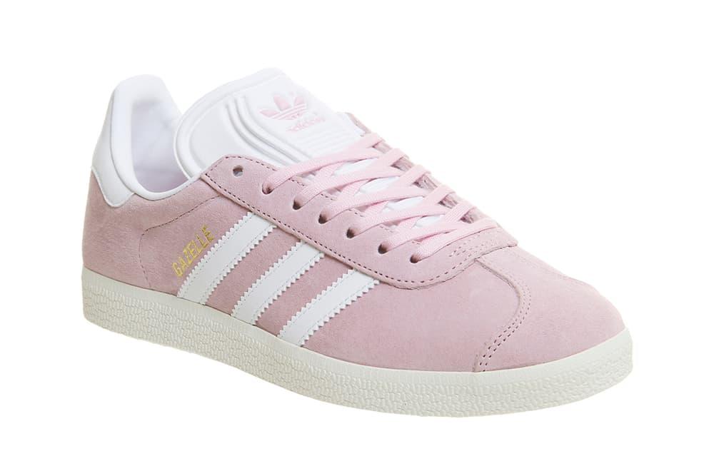 adidas Originals Gazelle Wonder Pink Pastel Millennial