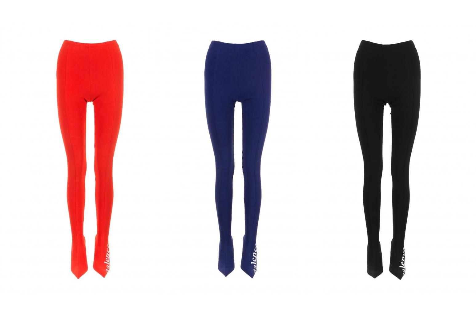 Balenciaga x colette Drops Chic Legging