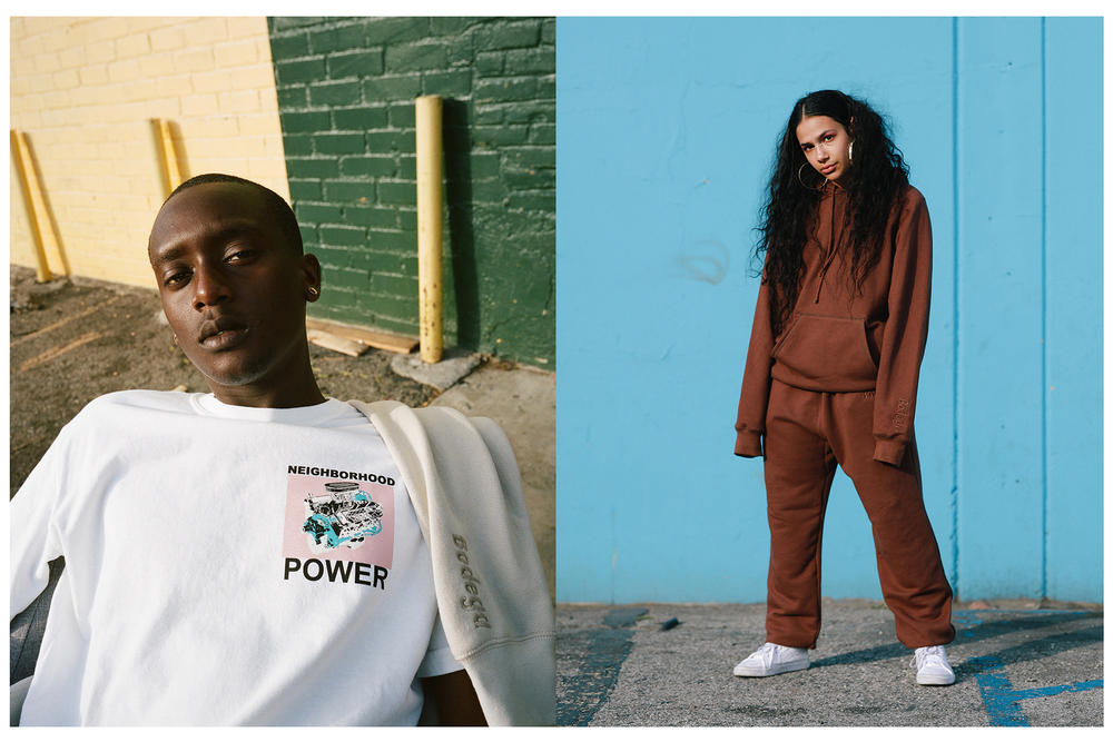 Bodega Lookbook 2017 Fall Winter
