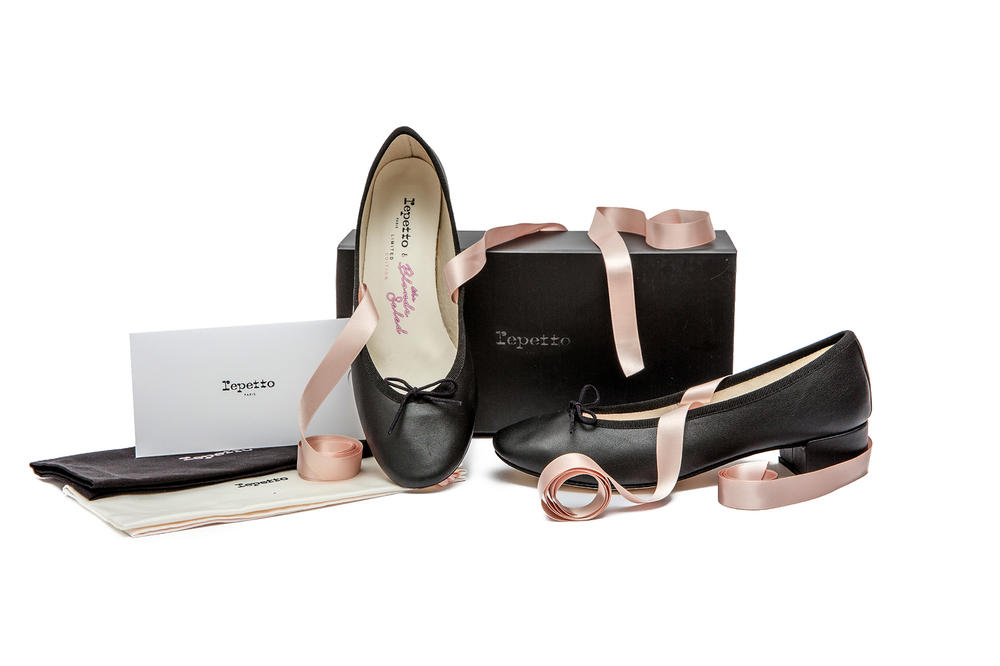 Chiara Ferragni Repetto Ballet Flats
