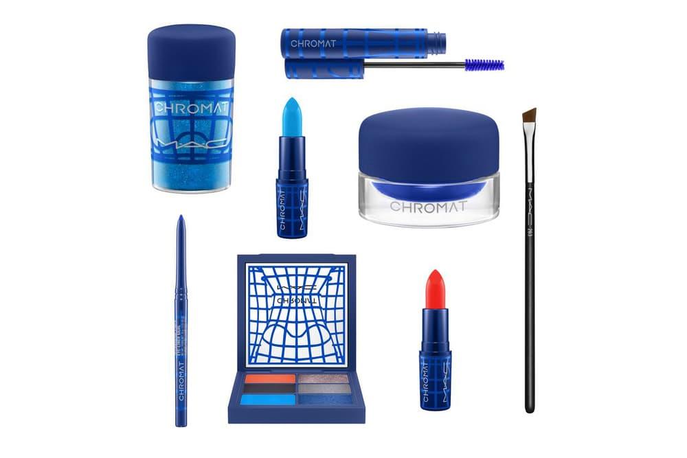 Chromat MAC Makeup Collection