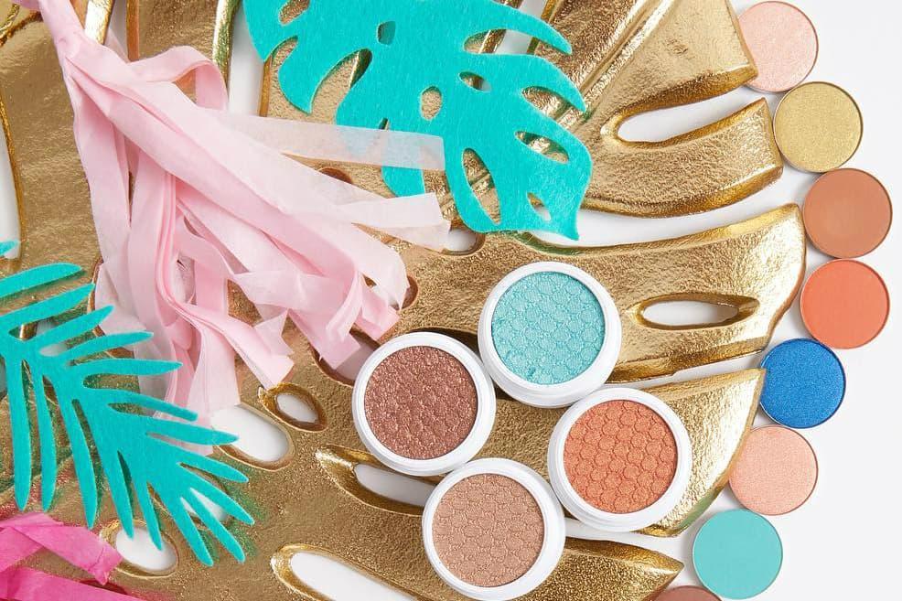 ColourPop 2017 Summer Eyeshadow Collection