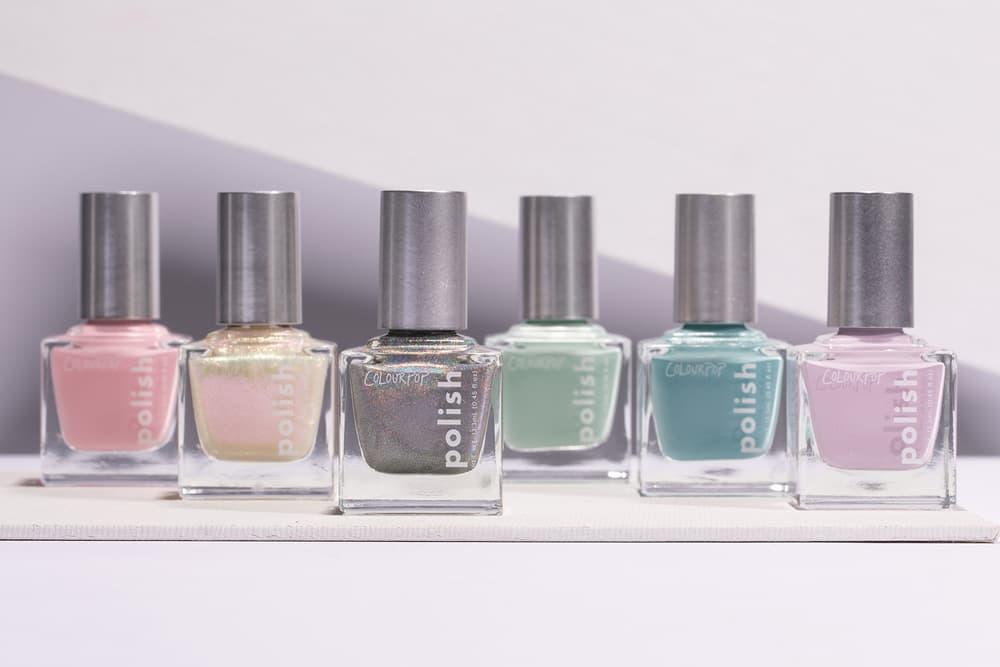 ColourPop Nail Polish First Launch 2017 Summer Manicure