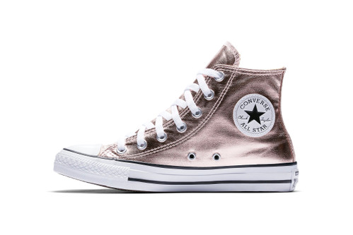 81d29e05d449 Converse s Chuck Taylor All Star Takes Home the Rose Gold Medal