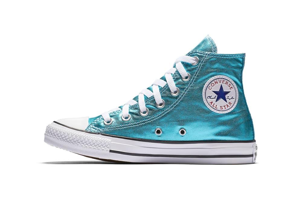 Converse Chuck Taylor All Star Metallic High Top
