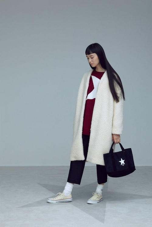 Converse Tokyo 2017 Fall Winter Collection Lookbook