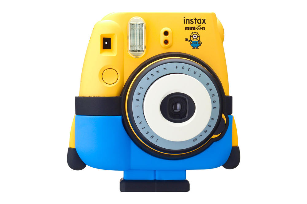 Minion Instax Camera Despicable Me 3 Minions Instant Mini 8