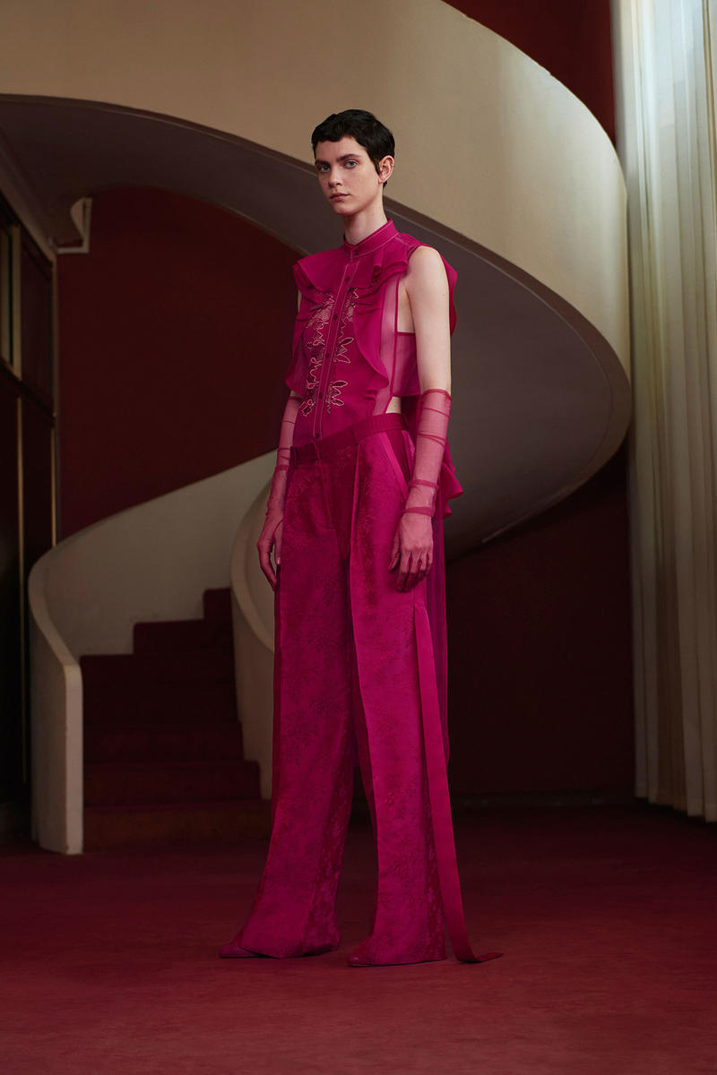 Givenchy 2018 Resort Collection