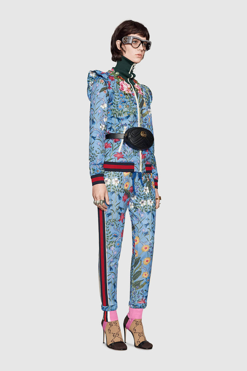 enjoy cheap price best selection of great deals on fashion Gucci's 2017 Pre-Fall Tracksuits Are Unreal   HYPEBAE