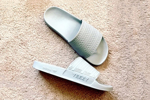 9d55f977be4be Take a Look at the Kanye West x adidas YEEZY Slide You Can t Buy
