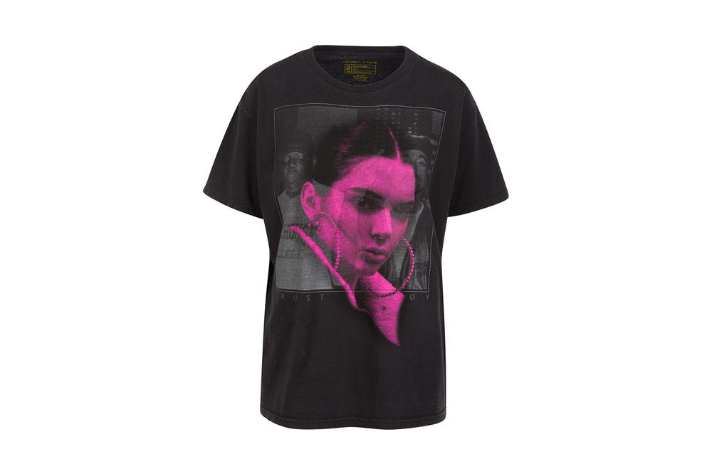 Kendall + Kylie Vintage Tee Collection