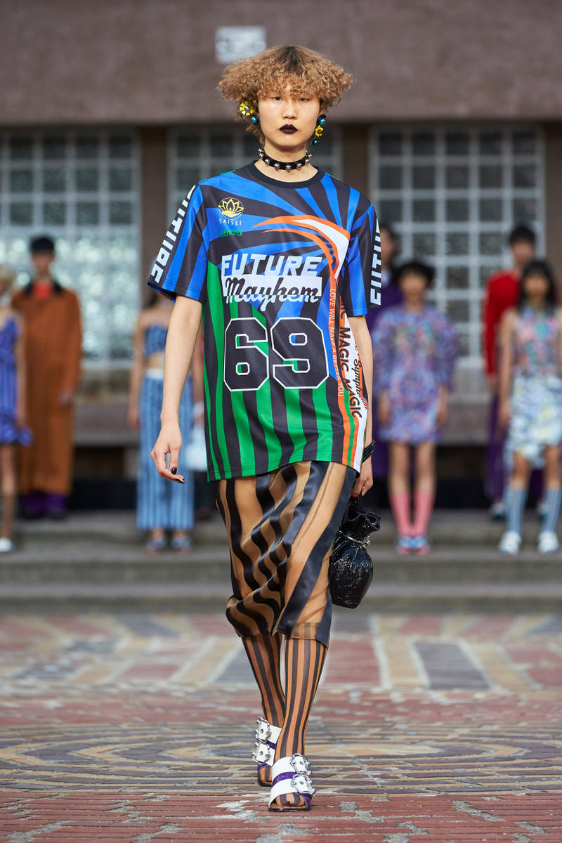 KENZO 2018 Spring Summer Collection