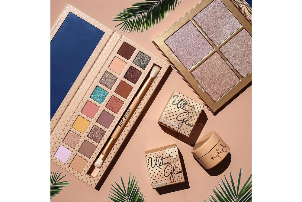 Kylie Jenner Cosmetics Summer Vacation Collection