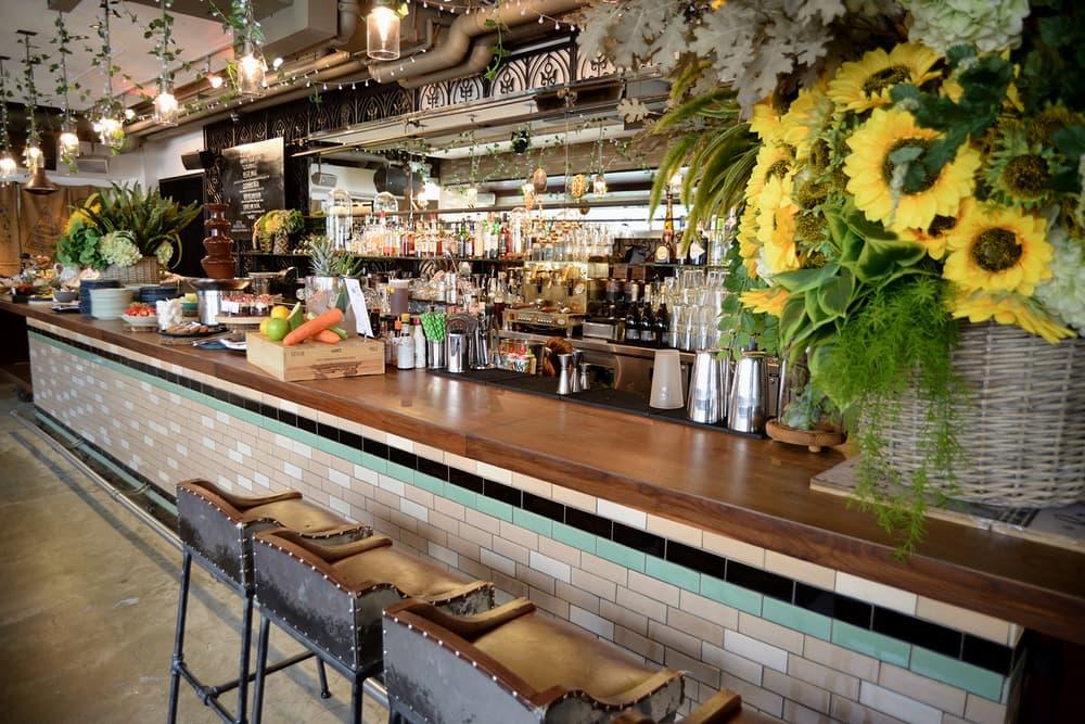 HYPEBAE Brunch Lily & Bloom Hong Kong Central All American Lan Kwai Fong