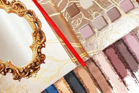 1fe29f096da5 LORAC s  Beauty and the Beast  Makeup Is an Enchantingly ...