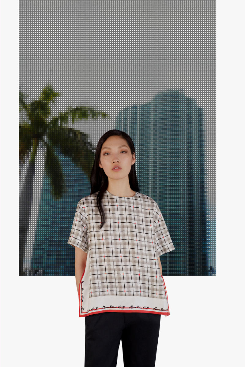 Maison Kitsuné 2017 Pre-Spring Summer Collection Last Exit To Romance