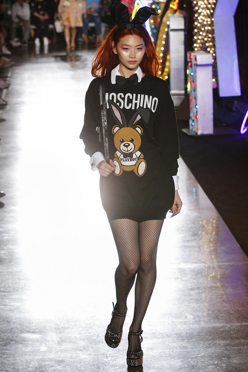 Moschino 2018 Resort Collection
