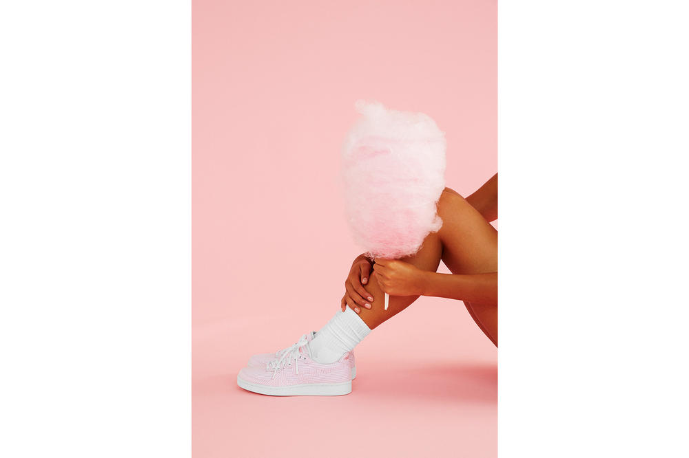 NAKED x Onitsuka Tiger GSM Cotton Candy