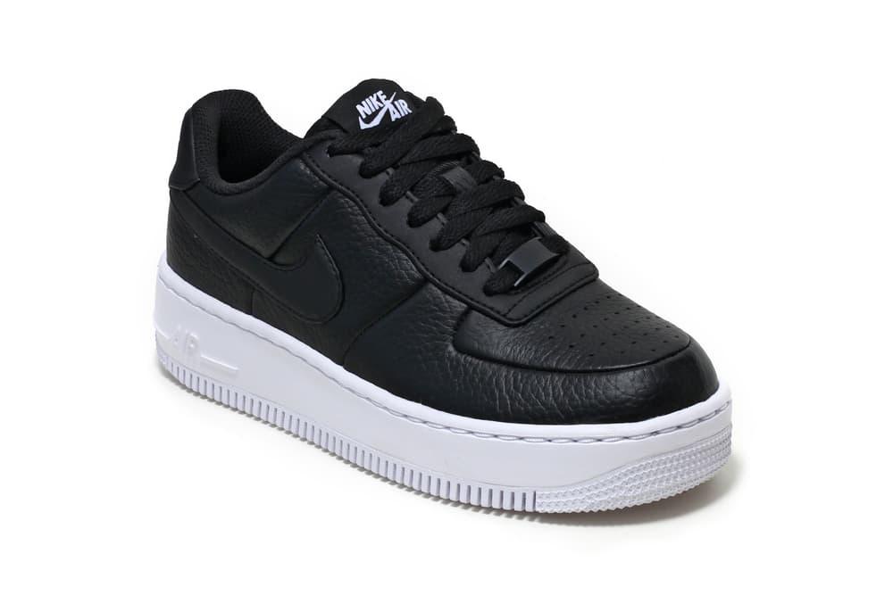 Nike Air Force 1 Upstep Black White