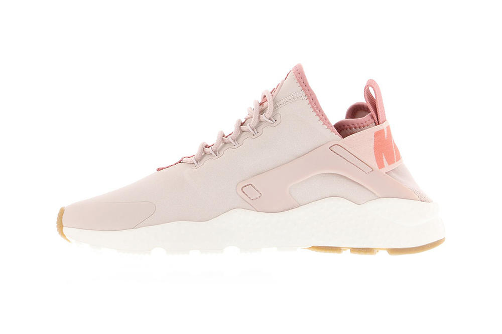 46f7b8566350c ... Affordable Nike Air Huarache Womens Reasonably Priced Aromery Store  Offer UK1002980 Nike Air Huarache Run Ultra Premium Silt Red Pastel Pink  Millennial ...