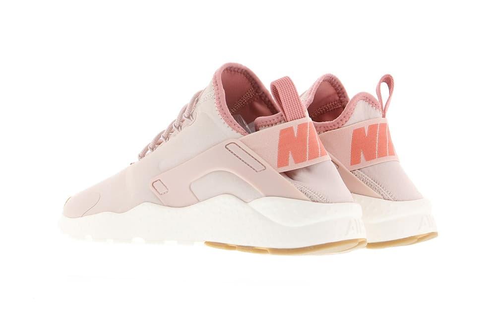 Nike Air Huarache Run Ultra Premium Silt Red Pastel Pink Millennial