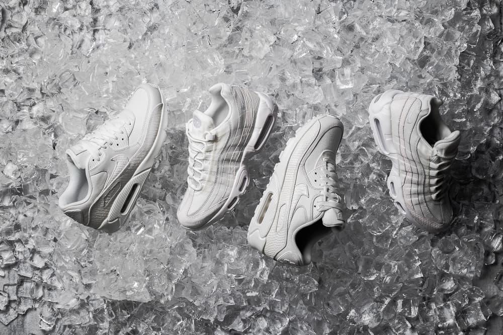 Nike Air Max 90 95 Summit White