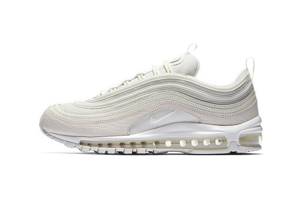 Nike Air Max 97 White Snakeskin