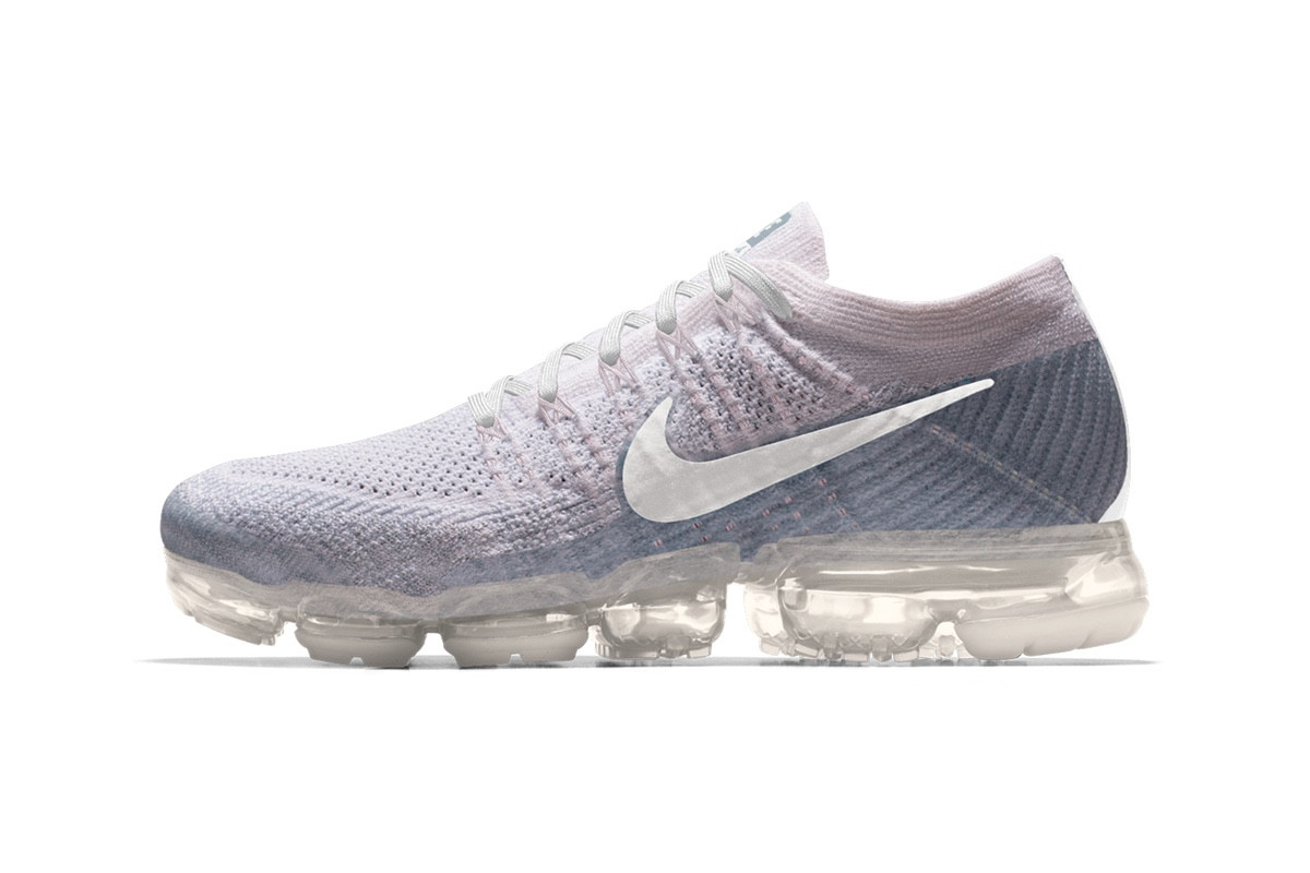 Nike Air VaporMax Sole with NIKEiD