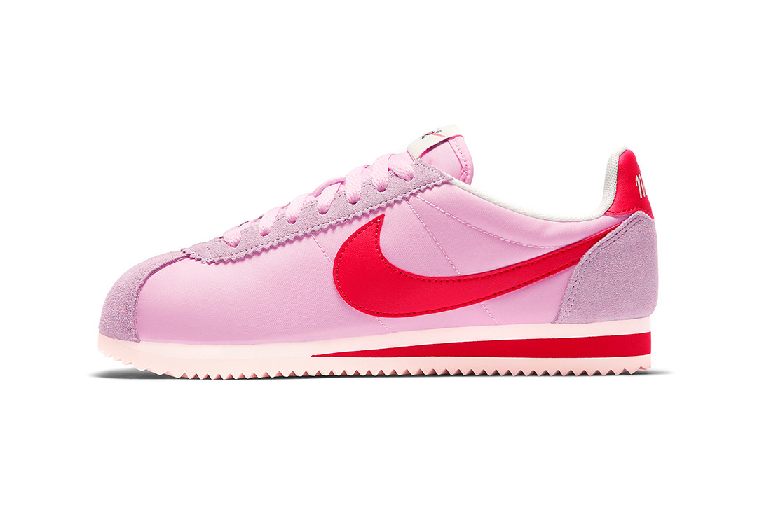 Nike Cortez Stays Pretty in Rose Pink