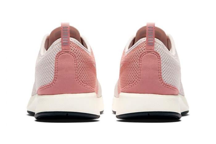 Nike Dualtone Racer Dusty Pink Gorge Green