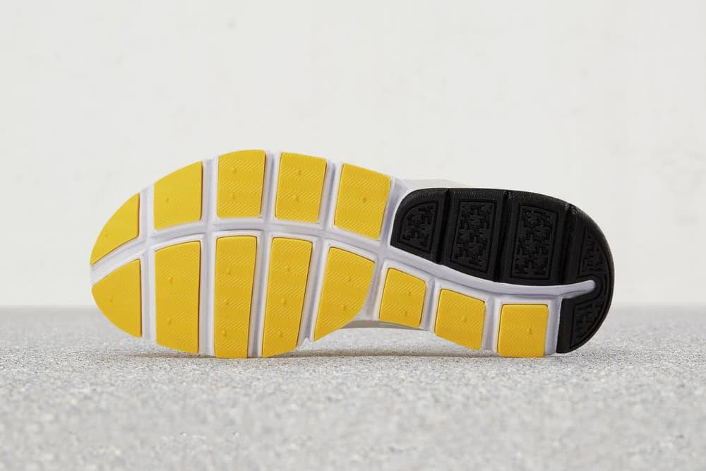 Nike Sock Dart N7 Yellow Orange
