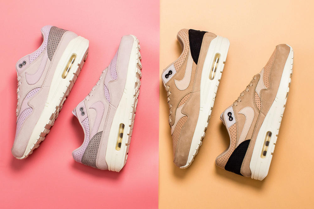 official photos 3f958 33758 NikeLab Air Max 1 Pinnacle Pack. 1 of 3