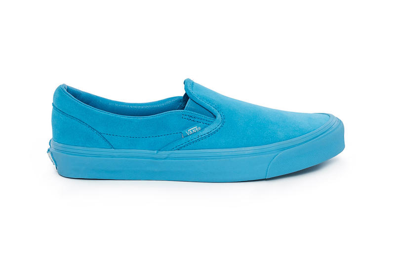 e72aca5884 Opening Ceremony Vans Oh Sooo Suede Authentic Slip On