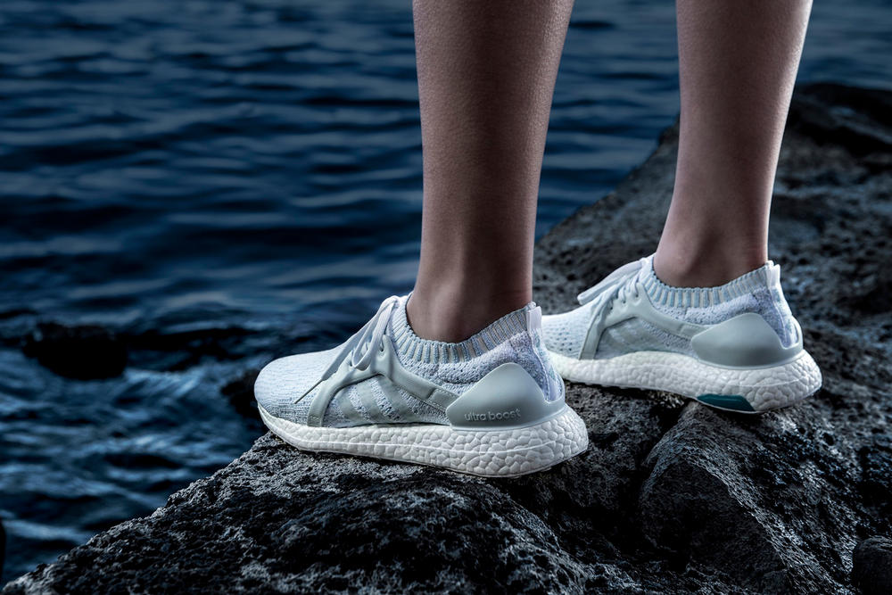 2d3faa855b59 In an icy blue colorway no less. Parley adidas UltraBOOST 3.0 Uncaged X  Coral Bleaching