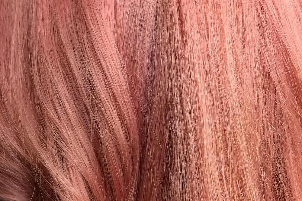 Pink Champagne Is Summer Hair Goals Hypebae