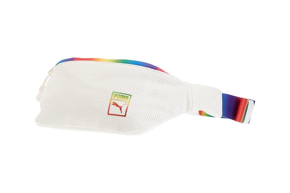 PUMA pride pack 2017 rainbow clyde sneaker