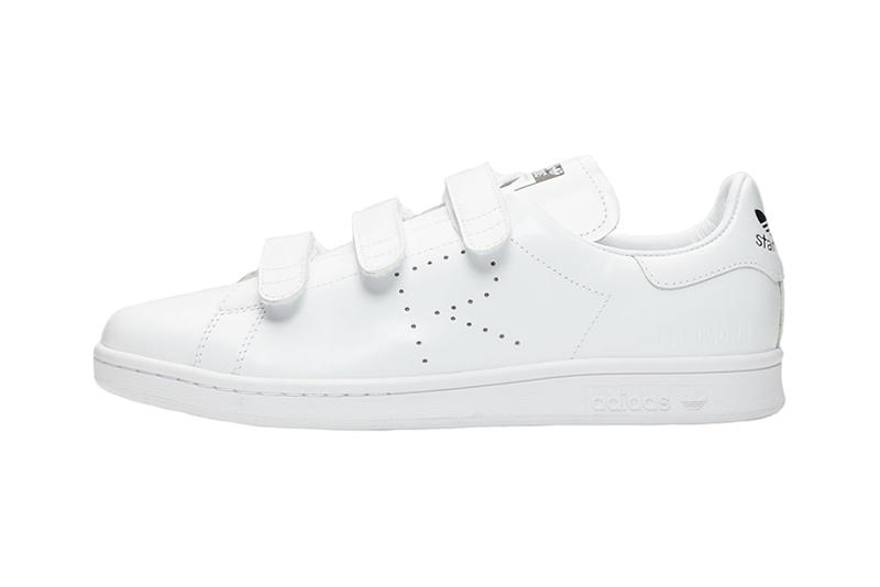 preview of skate shoes to buy Raf Simons x adidas Stan Smith Comfort