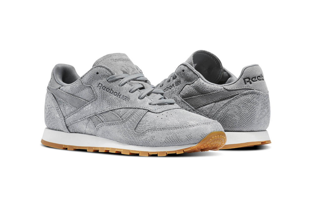 Reebok Classic Leather Clean Exotics Pack