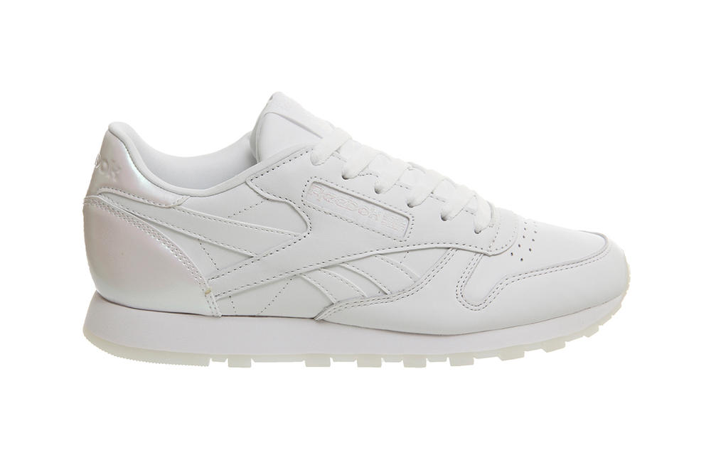 Reebok Classic Leather Pearl White Ice