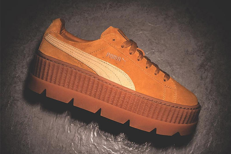 buy popular 0c65f 6dfdb First Look Rihanna Fenty PUMA Creeper Boot Sole | HYPEBAE
