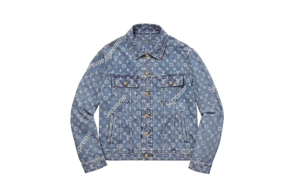 Supreme Louis Vuitton 2017 Fall Winter