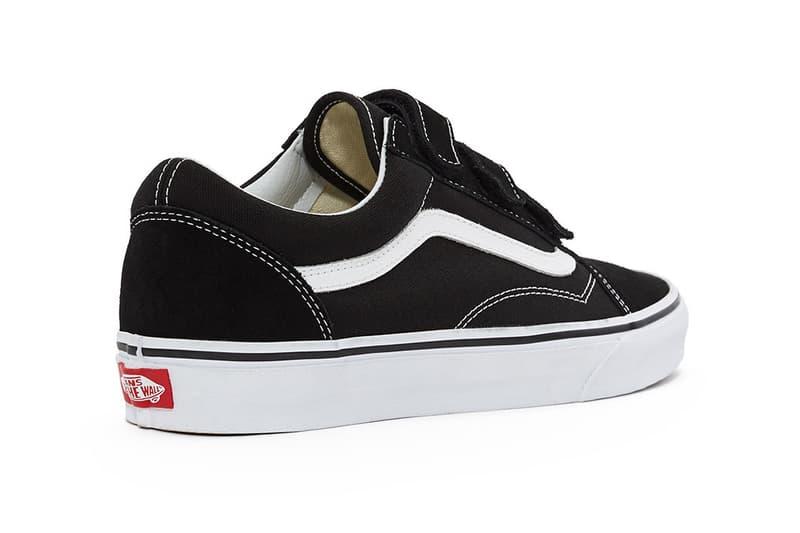 Vans Old Skool V Pro Black White